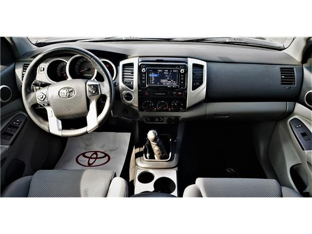 2015 Toyota Tacoma V6 (Stk: N19360A) in Timmins - Image 12 of 13