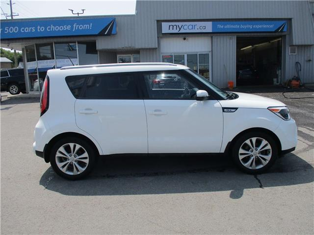 2015 Kia Soul EX (Stk: 191011) in Kingston - Image 2 of 12