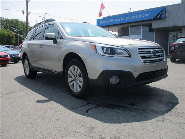2016 Subaru Outback 2.5i Touring Package (Stk: 190954) in Kingston - Image 1 of 14