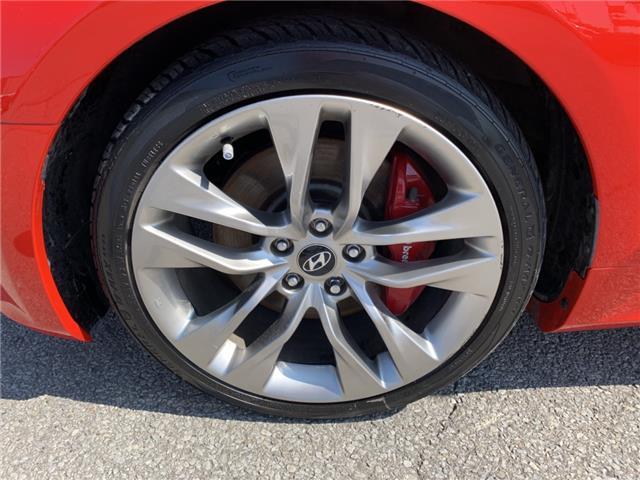 2013 Hyundai Genesis Coupe 2.0T R-Spec (Stk: DU087454) in Sarnia - Image 9 of 14