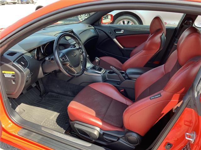 2013 Hyundai Genesis Coupe 2.0T R-Spec (Stk: DU087454) in Sarnia - Image 10 of 14