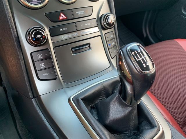 2013 Hyundai Genesis Coupe 2.0T R-Spec (Stk: DU087454) in Sarnia - Image 14 of 14