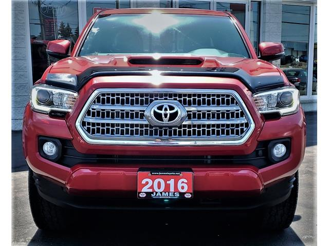 2016 Toyota Tacoma SR5 (Stk: N19331A) in Timmins - Image 3 of 14