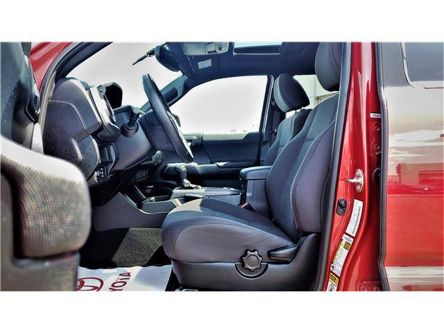 2016 Toyota Tacoma SR5 (Stk: N19331A) in Timmins - Image 10 of 14