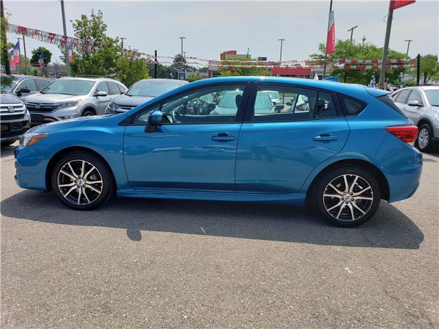 2017 Subaru Impreza Sport (Stk: CP0189) in Mississauga - Image 2 of 20
