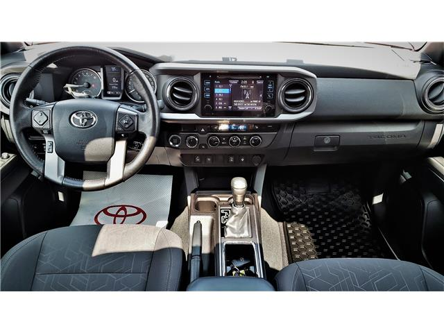 2016 Toyota Tacoma SR5 (Stk: N19331A) in Timmins - Image 12 of 14