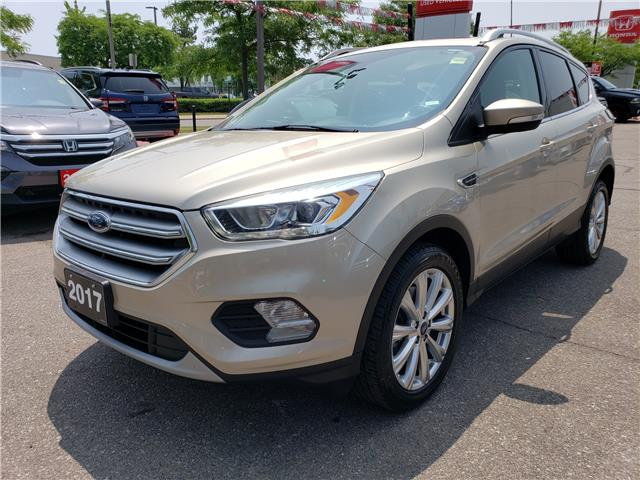 2017 Ford Escape Titanium (Stk: WC0058) in Mississauga - Image 1 of 23