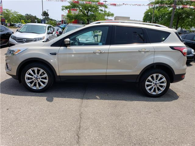 2017 Ford Escape Titanium (Stk: WC0058) in Mississauga - Image 2 of 23