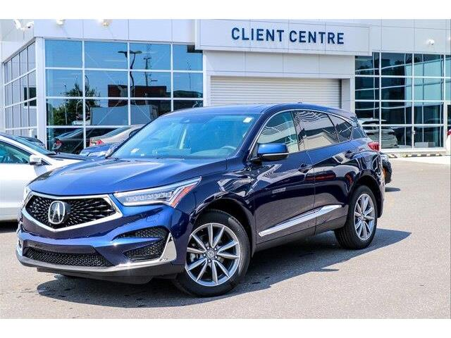 2020 Acura RDX Elite (Stk: 18706) in Ottawa - Image 1 of 1