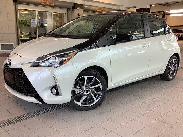 2019 Toyota Yaris SE (Stk: 21667) in Kingston - Image 1 of 21