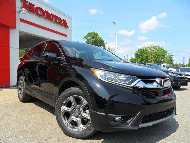 2019 Honda CR-V EX-L (Stk: 10535) in Brockville - Image 7 of 19