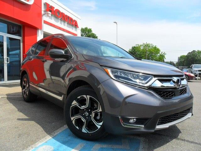 2019 Honda CR-V Touring (Stk: 10551) in Brockville - Image 8 of 20