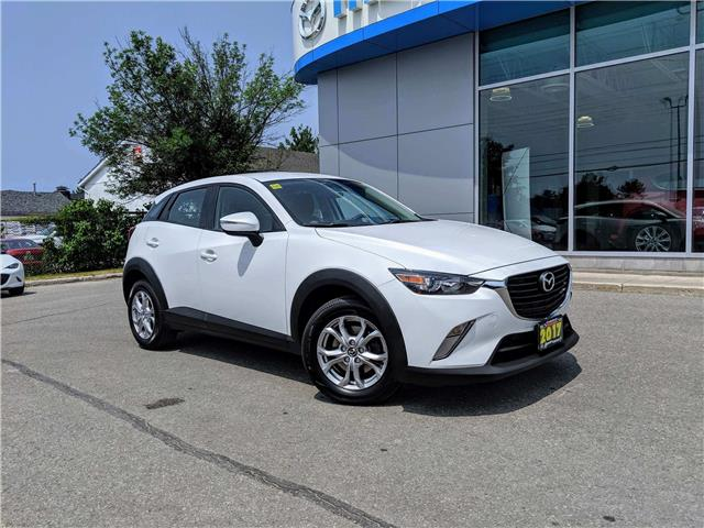 2017 Mazda CX-3 GS (Stk: 1574) in Peterborough - Image 1 of 23