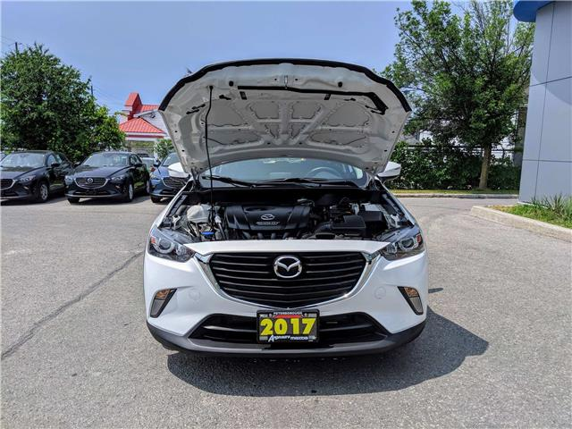 2017 Mazda CX-3 GS (Stk: 1574) in Peterborough - Image 20 of 23