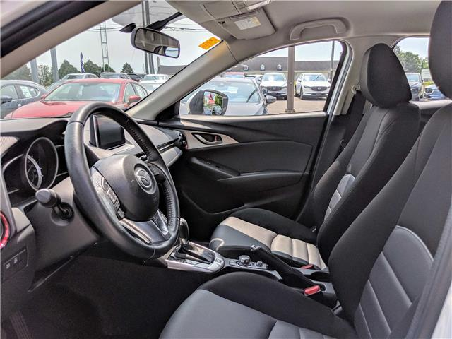 2017 Mazda CX-3 GS (Stk: 1574) in Peterborough - Image 7 of 23