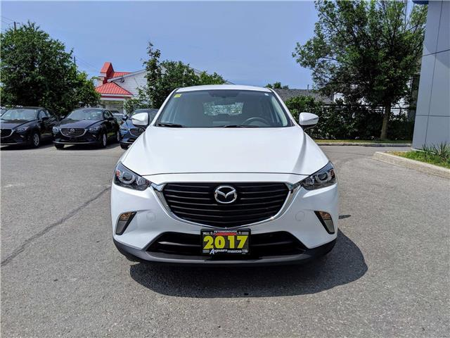 2017 Mazda CX-3 GS (Stk: 1574) in Peterborough - Image 2 of 23
