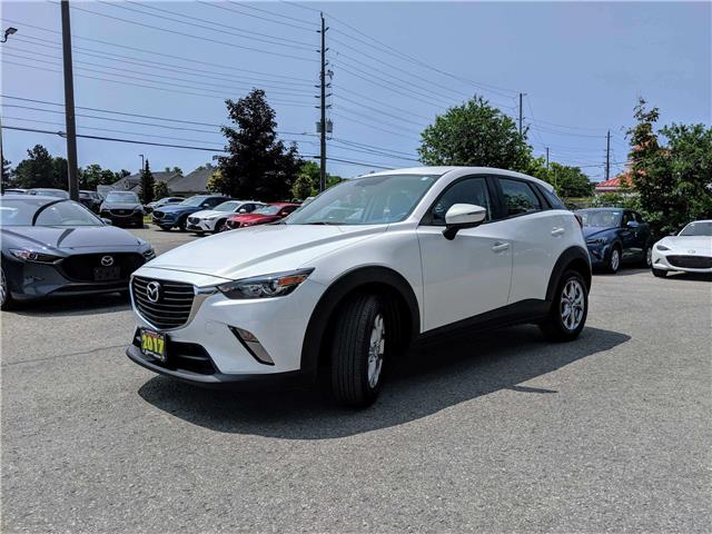 2017 Mazda CX-3 GS (Stk: 1574) in Peterborough - Image 3 of 23