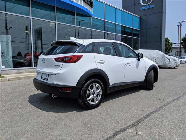 2017 Mazda CX-3 GS (Stk: 1574) in Peterborough - Image 6 of 23