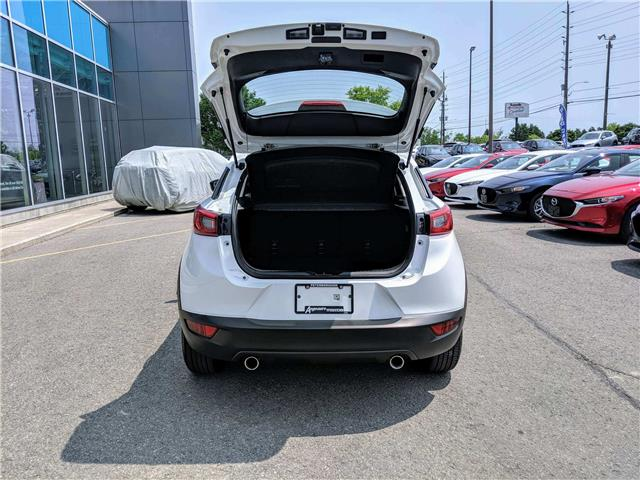 2017 Mazda CX-3 GS (Stk: 1574) in Peterborough - Image 19 of 23