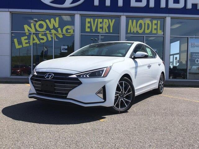 2020 Hyundai Elantra Luxury (Stk: H12178) in Peterborough - Image 2 of 10