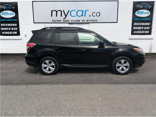 2015 Subaru Forester 2.5i Touring Package (Stk: 190949) in North Bay - Image 2 of 21