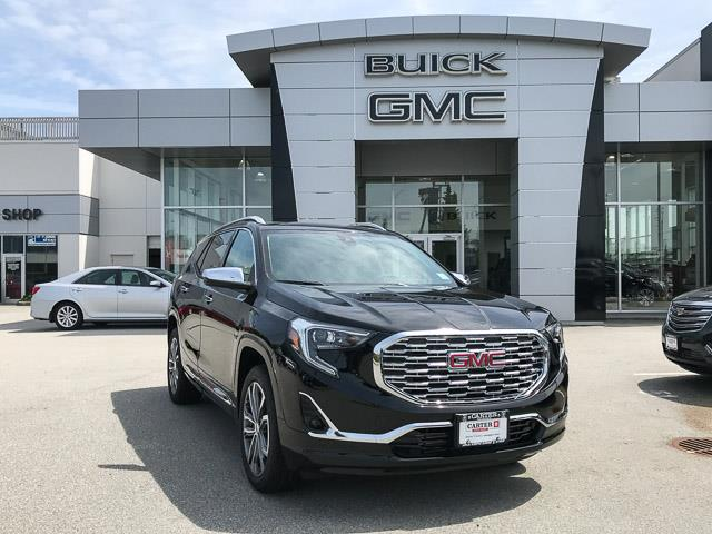 2019 GMC Terrain Denali (Stk: 9T38850) in North Vancouver - Image 2 of 13