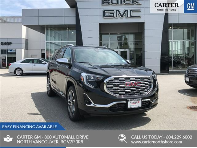 2019 GMC Terrain Denali (Stk: 9T38850) in North Vancouver - Image 1 of 13