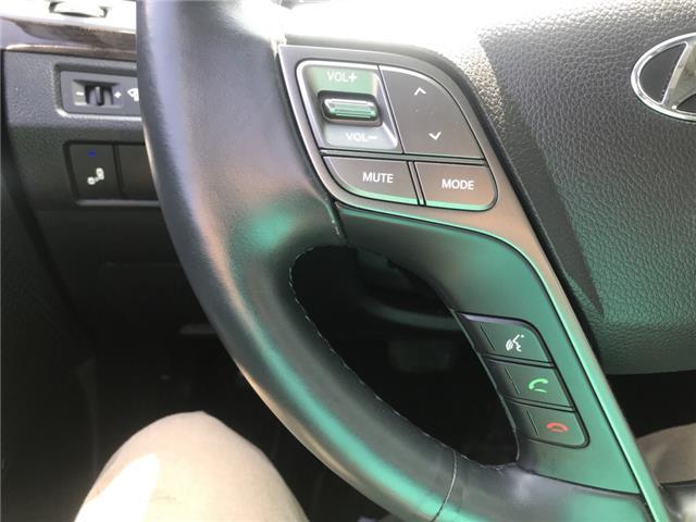 2018 Hyundai Santa Fe Sport 2.0T Limited (Stk: X4720A) in Charlottetown - Image 20 of 24