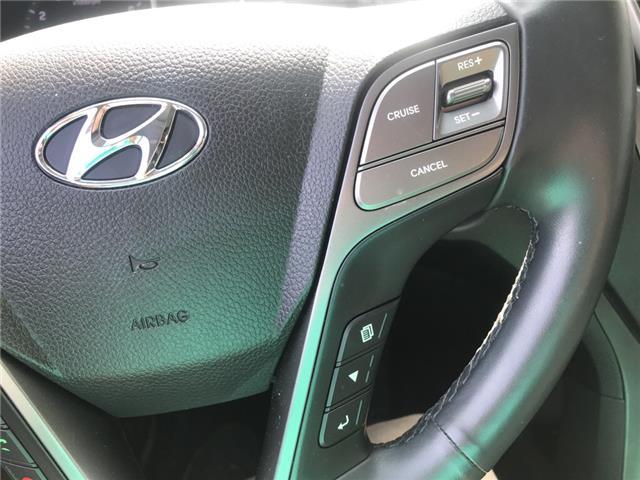 2018 Hyundai Santa Fe Sport 2.0T Limited (Stk: X4720A) in Charlottetown - Image 21 of 24
