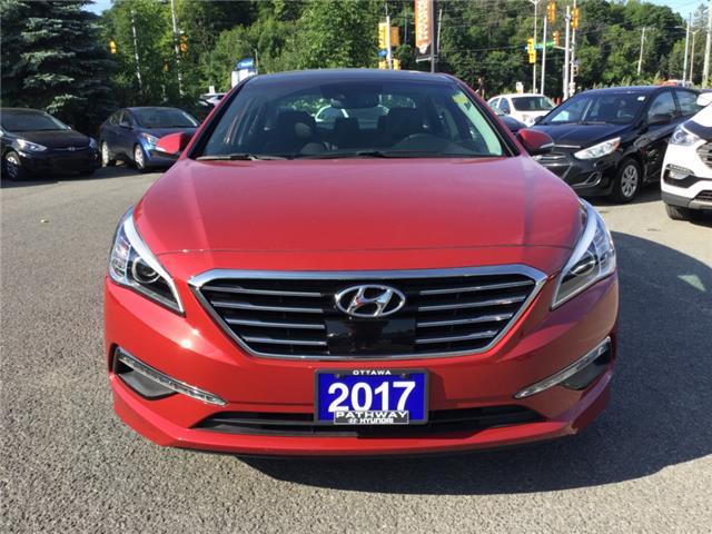 2017 Hyundai Sonata Limited (Stk: SL76854) in Ottawa - Image 2 of 12