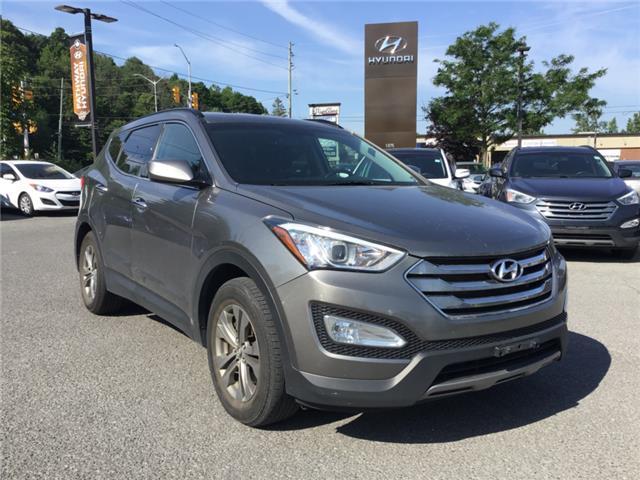 2014 Hyundai Santa Fe Sport  (Stk: R95413A) in Ottawa - Image 1 of 12