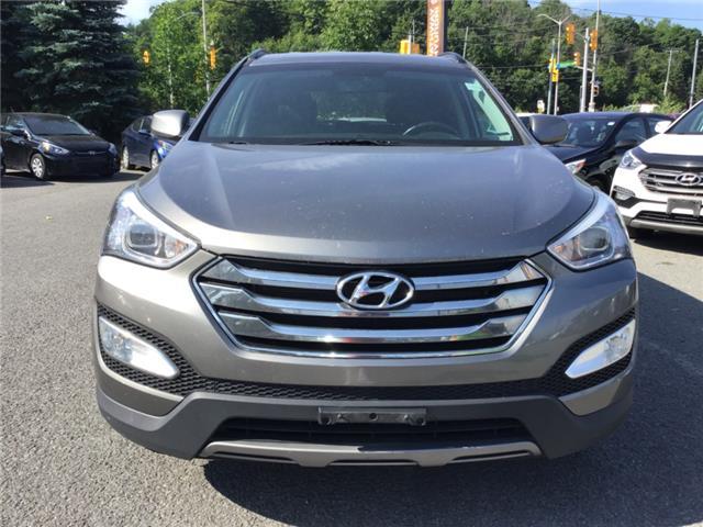 2014 Hyundai Santa Fe Sport  (Stk: R95413A) in Ottawa - Image 2 of 12
