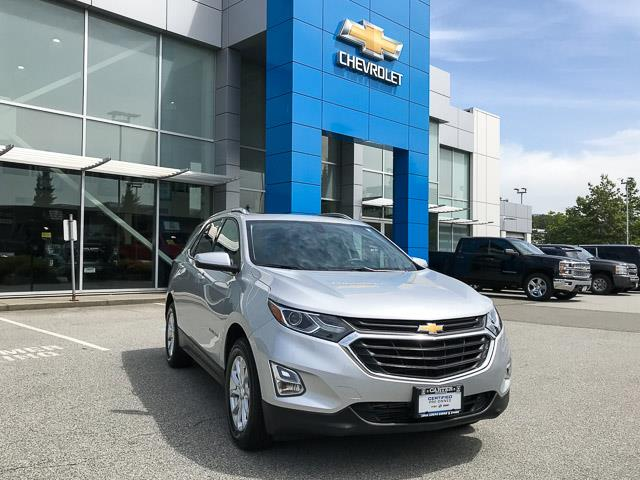 2018 Chevrolet Equinox 1LT (Stk: 972560) in North Vancouver - Image 2 of 28