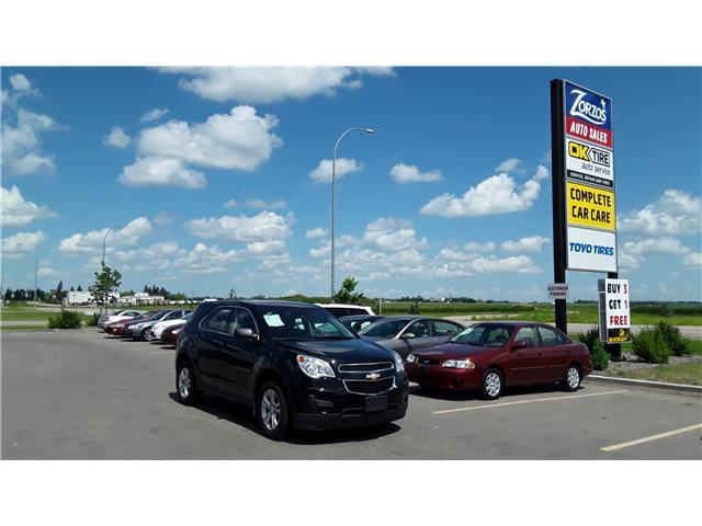 2012 Chevrolet Equinox LS (Stk: P495) in Brandon - Image 1 of 15