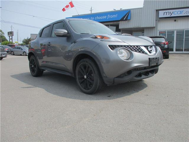 2015 Nissan Juke NISMO Edition (Stk: 191015) in Kingston - Image 1 of 13
