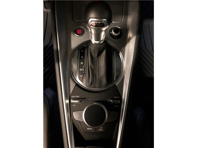 2017 Audi TT 2.0T (Stk: B0471) in Mississauga - Image 10 of 17
