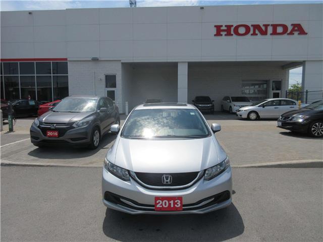 2013 Honda Civic EX (Stk: SS3503) in Ottawa - Image 2 of 15