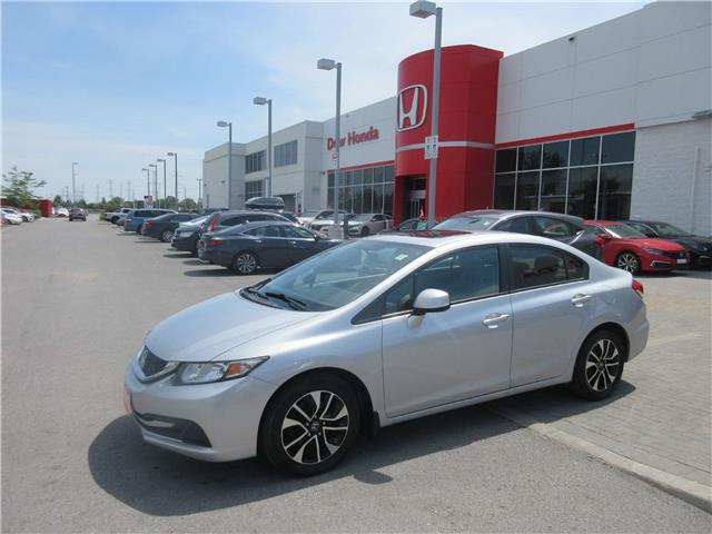 2013 Honda Civic EX (Stk: SS3503) in Ottawa - Image 1 of 15