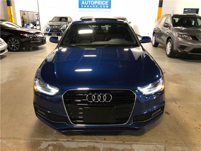 2015 Audi A4 2.0T Komfort plus (Stk: F0474) in Mississauga - Image 2 of 24