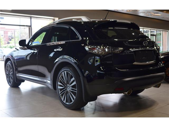 2017 Infiniti QX70  (Stk: H8673A) in Thornhill - Image 12 of 32