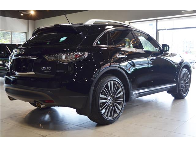 2017 Infiniti QX70  (Stk: H8673A) in Thornhill - Image 15 of 32