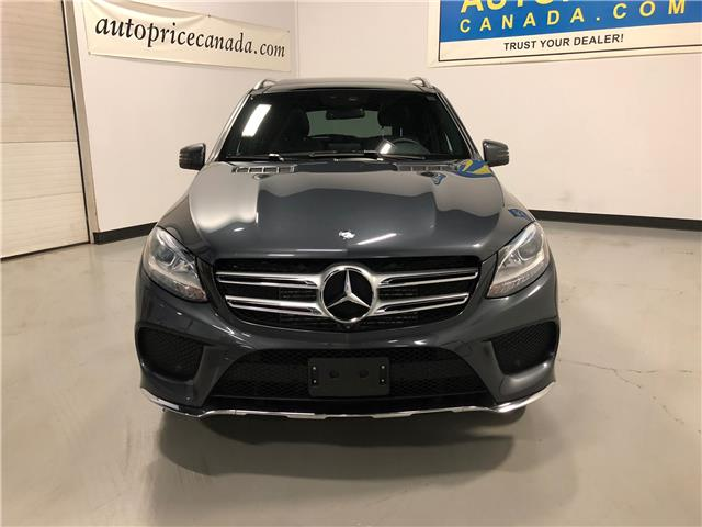2016 Mercedes-Benz GLE-Class Base (Stk: W0468) in Mississauga - Image 2 of 30