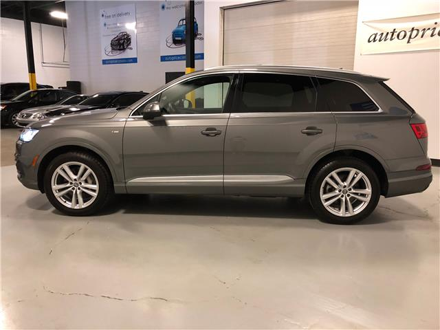 2017 Audi Q7 3.0T Technik (Stk: H0466) in Mississauga - Image 4 of 28
