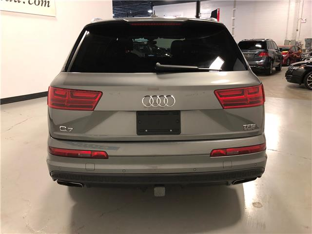 2017 Audi Q7 3.0T Technik (Stk: H0466) in Mississauga - Image 7 of 28