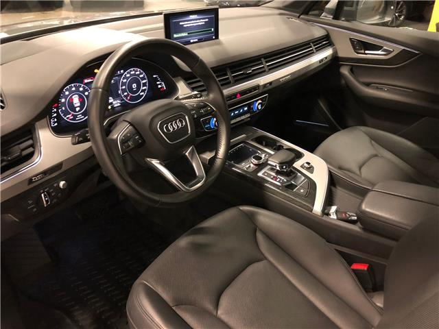 2017 Audi Q7 3.0T Technik (Stk: H0466) in Mississauga - Image 10 of 28