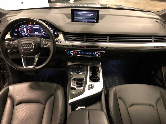 2017 Audi Q7 3.0T Technik (Stk: H0466) in Mississauga - Image 11 of 28