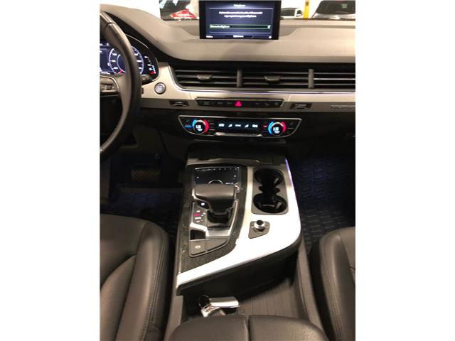 2017 Audi Q7 3.0T Technik (Stk: H0466) in Mississauga - Image 14 of 28