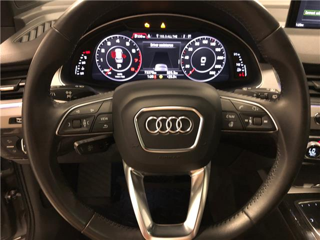 2017 Audi Q7 3.0T Technik (Stk: H0466) in Mississauga - Image 12 of 28