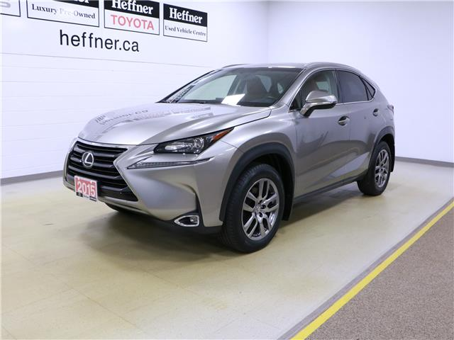 2015 Lexus NX 200t Base (Stk: 197160) in Kitchener - Image 1 of 33