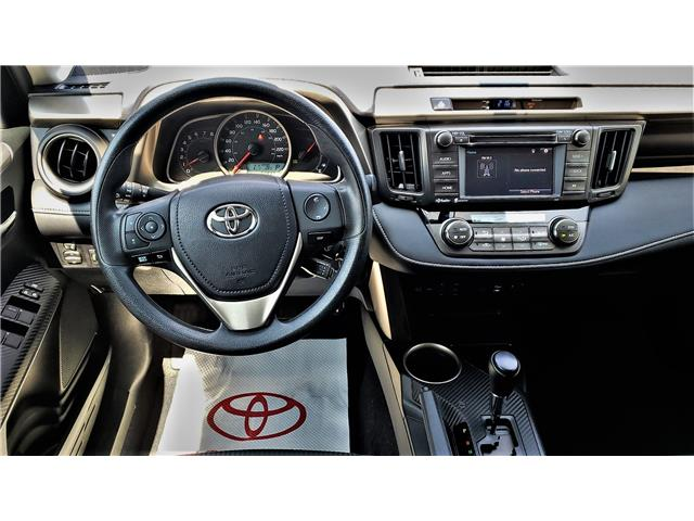 2015 Toyota RAV4 XLE (Stk: P02637) in Timmins - Image 2 of 13